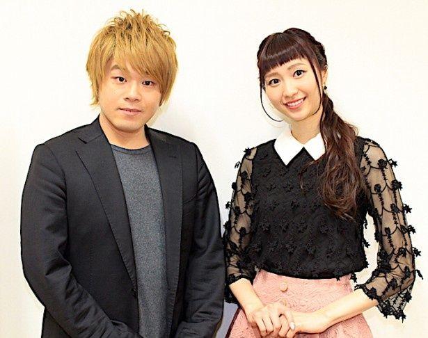 松岡禎丞、戸松遥は「アスナに似ている!」