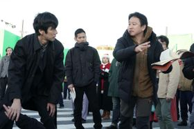 渋谷駅前を栃木県に3億円で再現!『サイレント・トーキョー』圧巻の撮影現場レポート