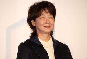田中裕子、6年半ぶり映画舞台挨拶で観客に感謝「弾けてもらえたら幸せ」