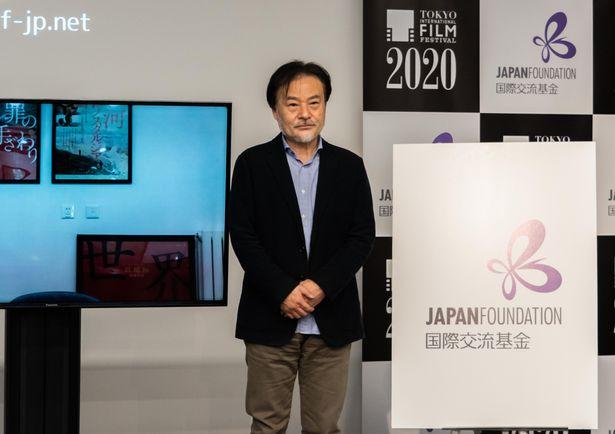 東京国際映画祭「アジア交流ラウンジ」に黒沢清監督が登壇!