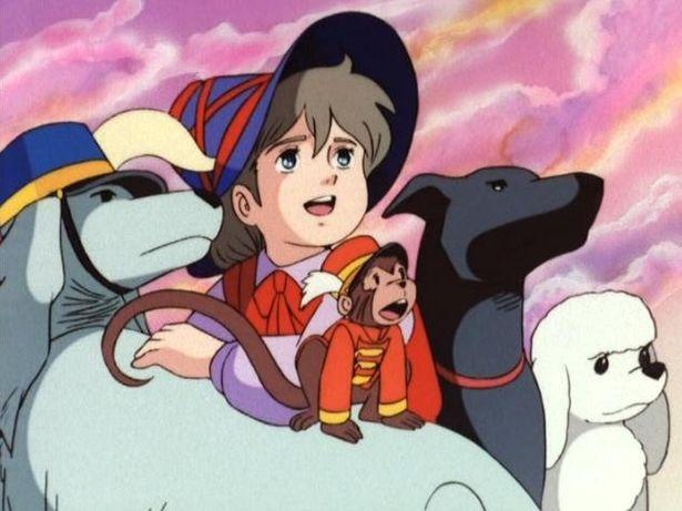 『家なき子 希望の歌声』が影響を受けたのは、日本のアニメ版「家なき子」だった!