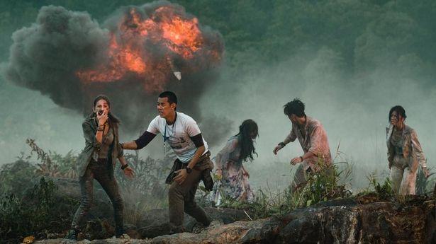 ハリウッドも顔負け!中国産パニック映画の地獄絵図がド迫力