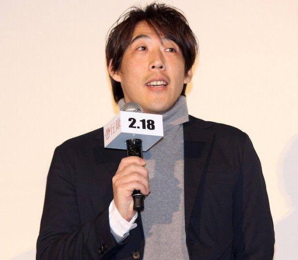 メガホンをとった石川慶監督