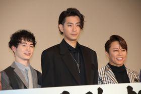 三浦翔平、三浦春馬主演映画『天外者』の舞台挨拶で「どうか彼の熱量を、必死に生きた五代友厚の熱量を焼き付けて」