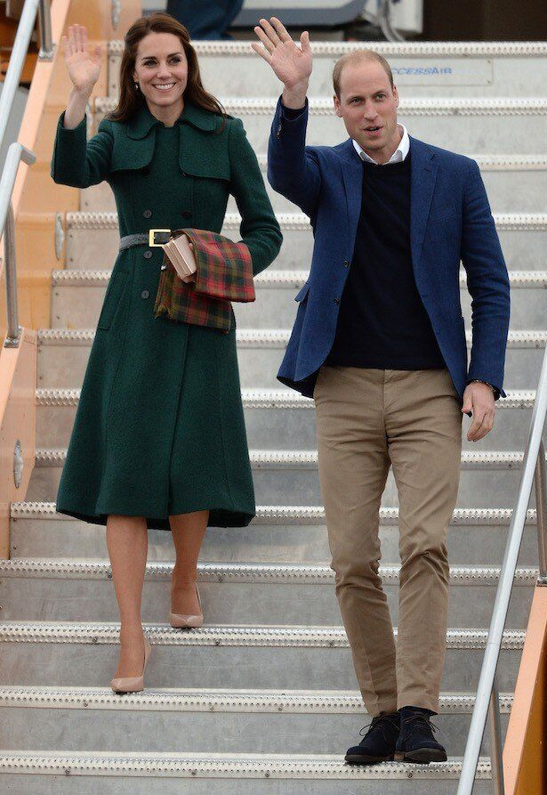ウィリアム王子夫妻は2日間で8つのイベントに参加する予定