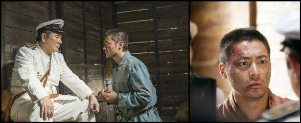 看守・浦田進(ビートたけし)と脱獄犯・佐久間清太郎(山田孝之)の関係を通して「人と人の絆」を描く