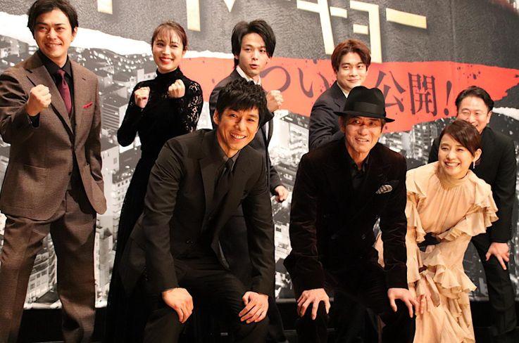 役者人生40周年を迎えた佐藤浩市を事情聴取!