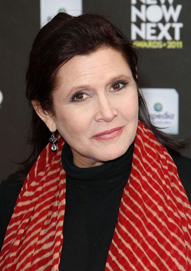 キャリーは昨年12月、心臓発作で病院に搬送されたのち亡くなった