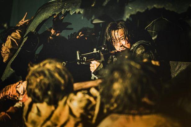 世界的な人気を誇る「バイオハザード」シリーズのプロデューサーが『新感染半島 ファイナル・ステージ』を鑑賞!