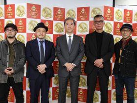 清水崇、成島出、白石和彌、前田哲ら豪華監督が登壇!2021年の東映ラインナップを発表