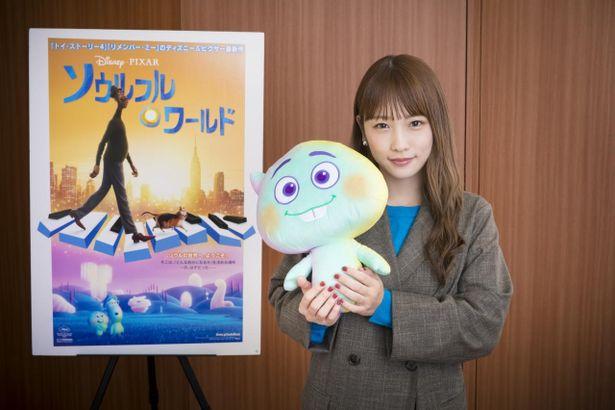 こじらせソウルの女の子「22 番」役を演じた川栄李奈