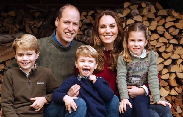 3度目のロックダウンで、ウィリアム王子ご夫妻の子どもたちは新年も自宅学習に
