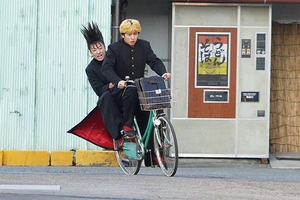 三橋&伊藤が極悪と称される北根壊高校と戦う劇場版
