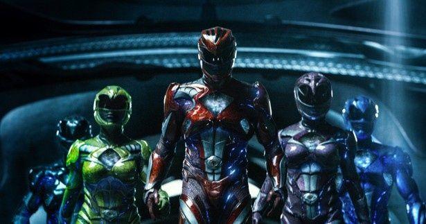 『パワーレンジャー』に登場するヒーローたち