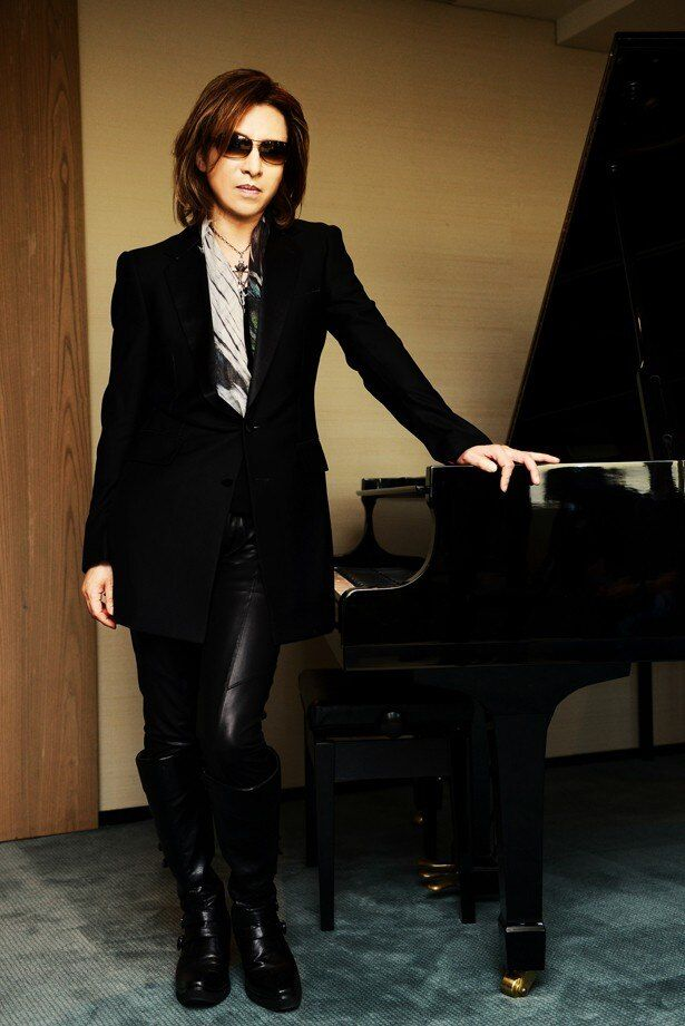 X JAPANのYOSHIKIにインタビュー