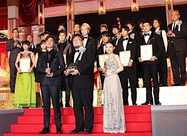 第40回日本アカデミー賞は『シン・ゴジラ』が圧勝!