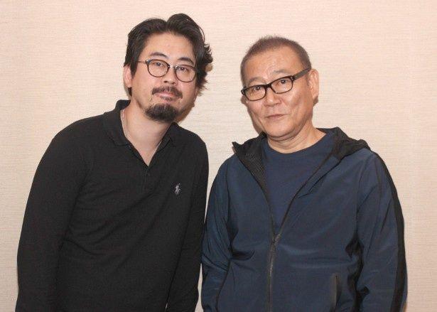 『哭声/コクソン』の國村隼とナ・ホンジン監督にインタビュー