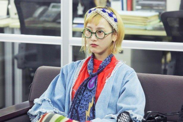 3月から放送されるMBS/TBSで全4話のドラマ「笑う招き猫」で松井玲奈が漫才に初挑戦!