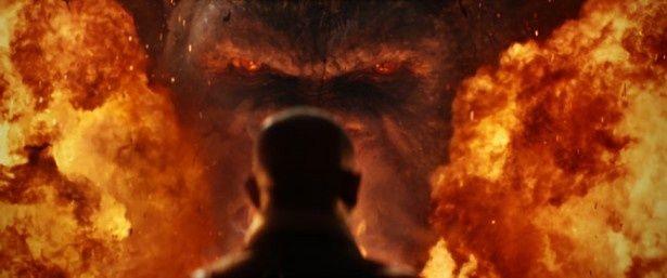 見た目は恐ろしいが、キングコングは髑髏島の守護神だ