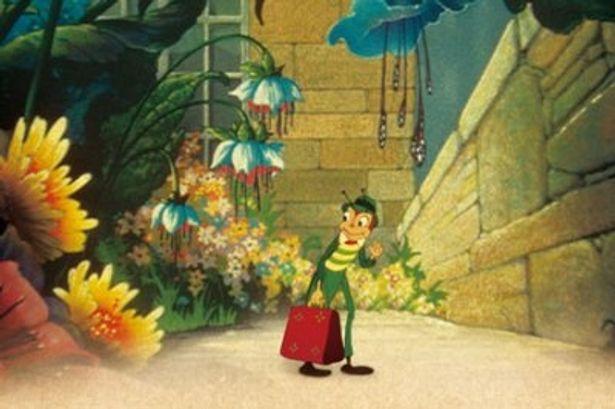 宮崎駿も影響を受けたというアニメ技術が、随所で垣間見られる