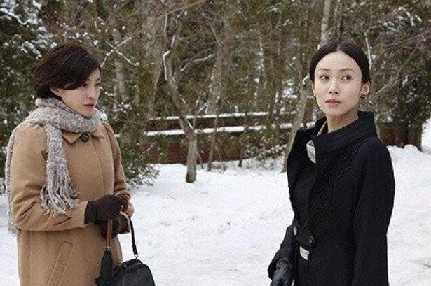 『ゼロの焦点』は、広末涼子、中谷美紀らの演技対決が見もの!