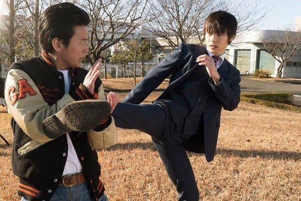 京極と亮太が一騎打ち!?