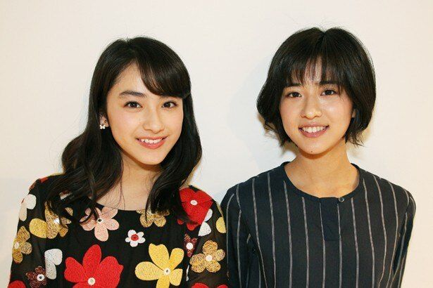 『サクラダリセット』で初共演を果たした黒島結菜と平祐奈にインタビュー!
