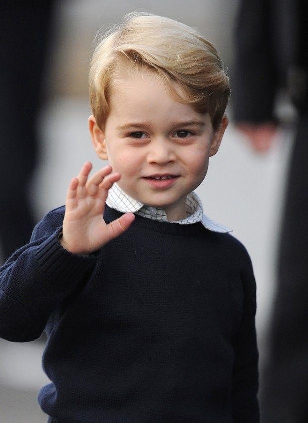 ジョージ王子が9月から通うプリスクールが明らかに
