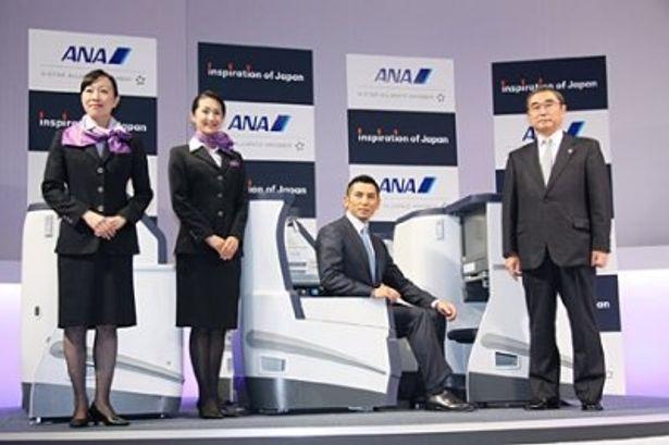 アジアNO.1を目指し、ANAでは'10年からの新しい商品・サービスがスタートする