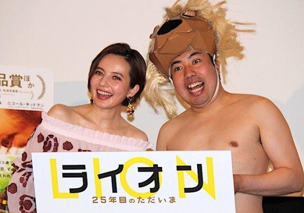 『LION/ライオン ~25年目のただいま~』は4月7日(金)公開