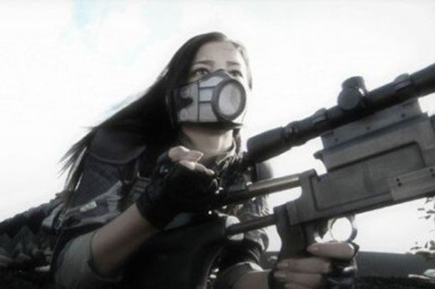 オンライン・ゲームには映画にも登場する武器が多数登場