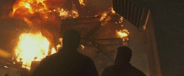 メキシコ湾原油流出事故の裏側を描く『バーニング・オーシャン』