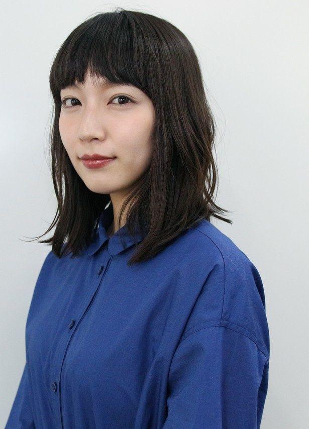 『名探偵コナン から紅の恋歌(からくれないのラブレター)』のゲスト声優に抜擢!ブレイク真っ只中の女優・吉岡里帆にインタビュー