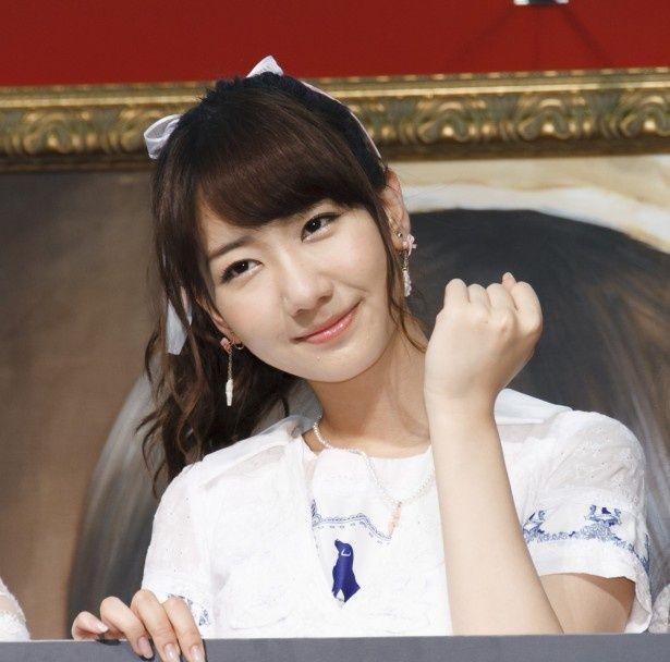 AKB48とNGT48を兼任する柏木由紀