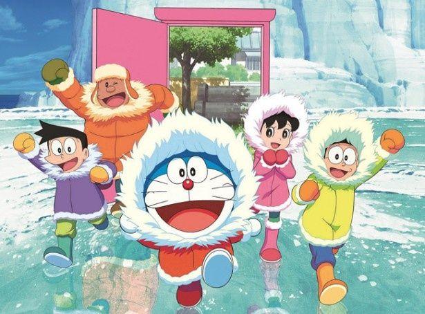 『映画ドラえもん のび太の南極カチコチ大冒険』は興行収入41.4億円を突破し、新シリーズ最高興収記録を塗り変えた