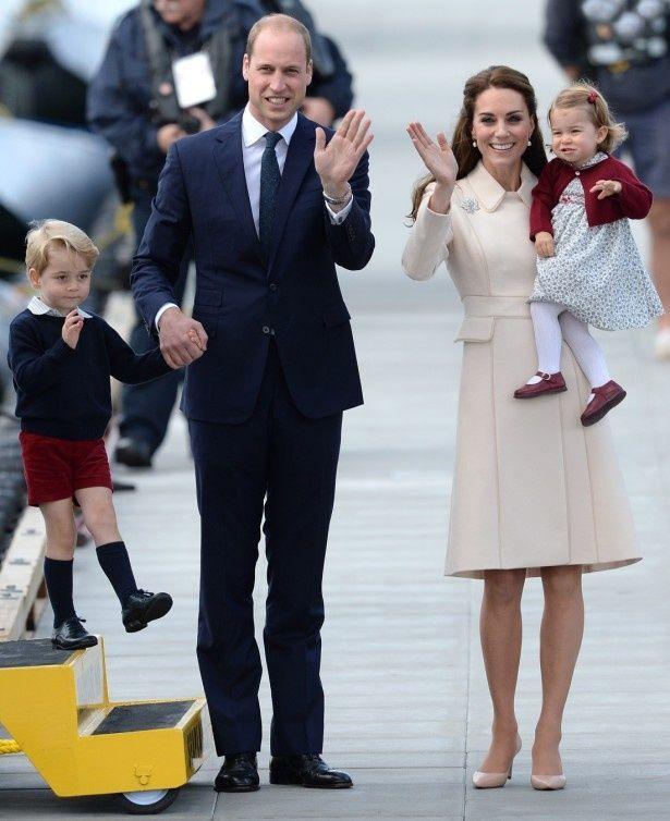 ジョージ王子とシャーロット王女の育て方について語ったウィリアム王子