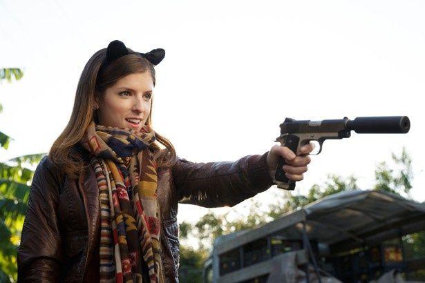 とにかくアナ・ケンドリックのかわいさがつまっている『バッド・バディ!私とカレの暗殺デート』