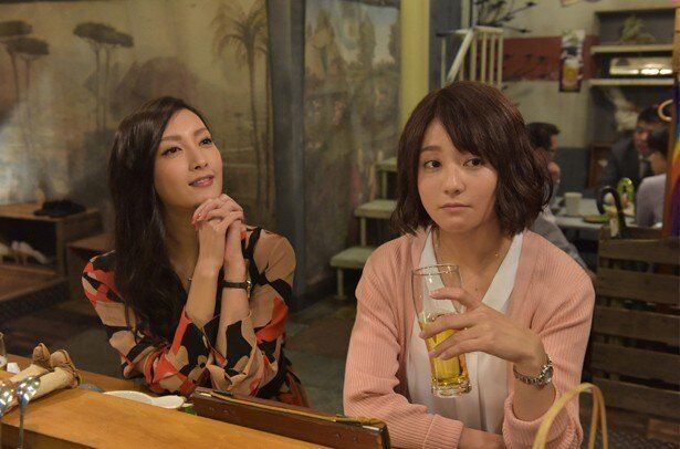 木村文乃と菜々緒の共演に視聴者もドキドキ?