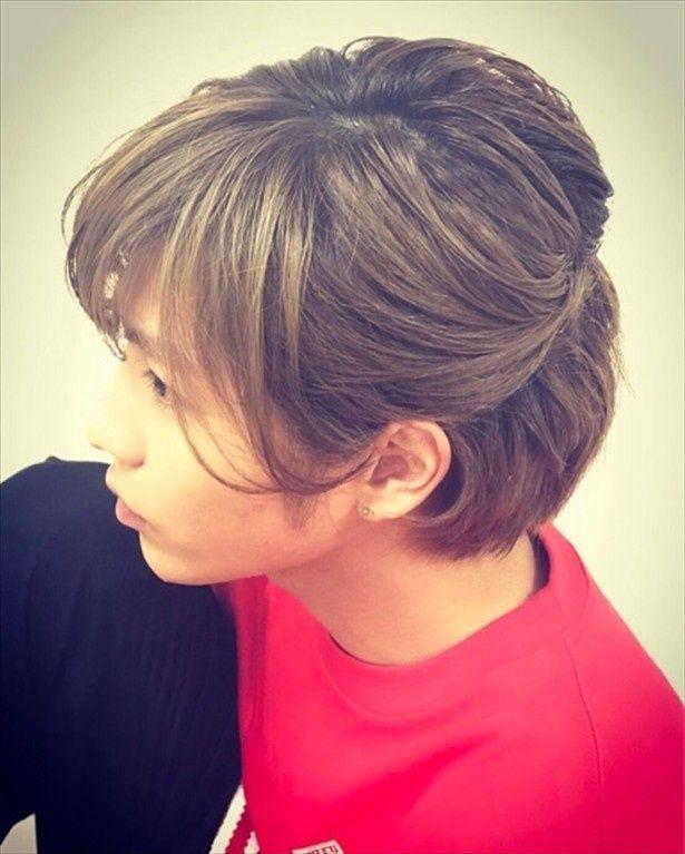 「帝一の國」キャストとの記念撮影をブログで公開した志尊淳