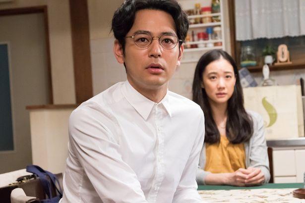 「家族はつらいよ2」で次男夫婦を演じる妻夫木聡と蒼井優
