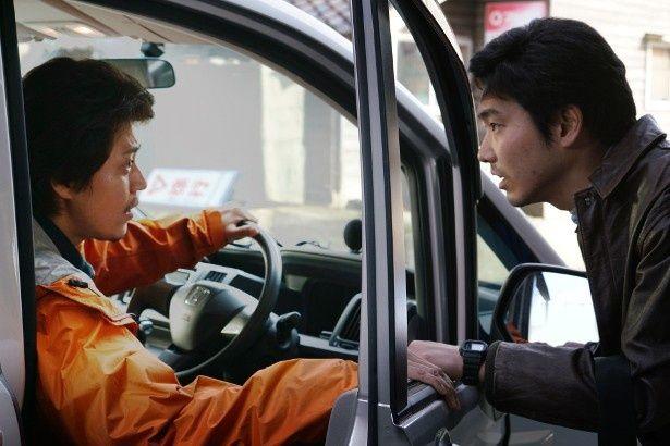 『追憶』の岡田准一と降旗康男監督にインタビュー