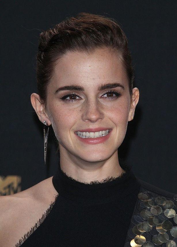 MTVムービー&TVアワードで新設「ジェンダー・フリー」部門の最優秀俳優賞に輝いたエマ・ワトソン