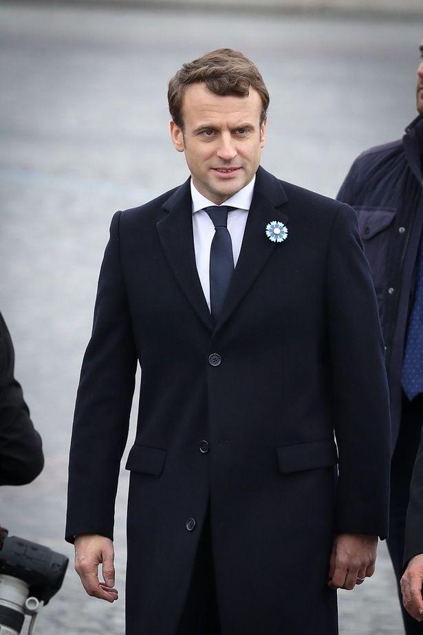 史上最年少の仏大統領となったエマニュエル・マクロン