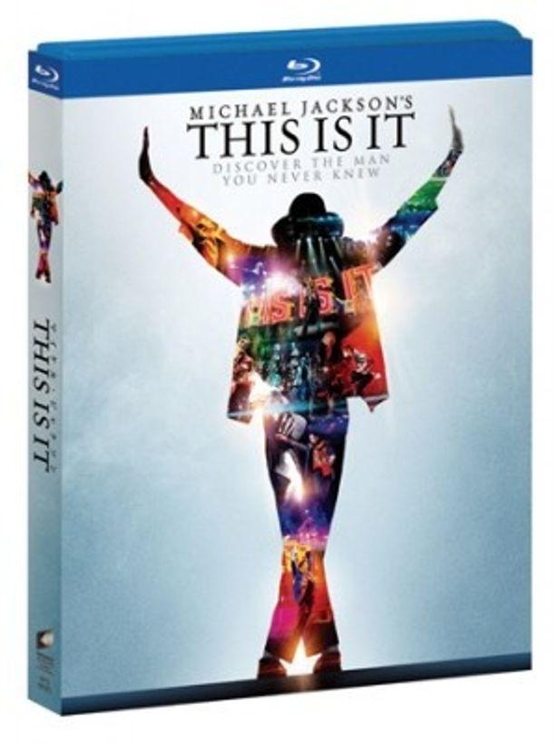 ブルーレイ「マイケル・ジャクソン THIS IS IT」には、ブルーレイでしか見られない約165分に及ぶ豪華特典映像が満載