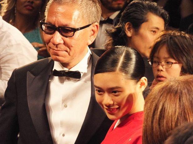 カンヌ映画祭(フランス)で5月18日(日本時間19日)に『無限の住人』が公式上映された