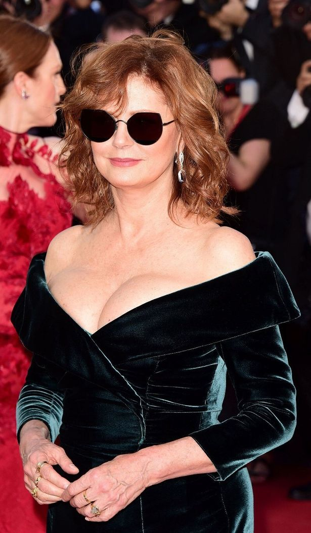 カンヌ国際映画祭で貫禄を見せつけたスーザン・サランドン