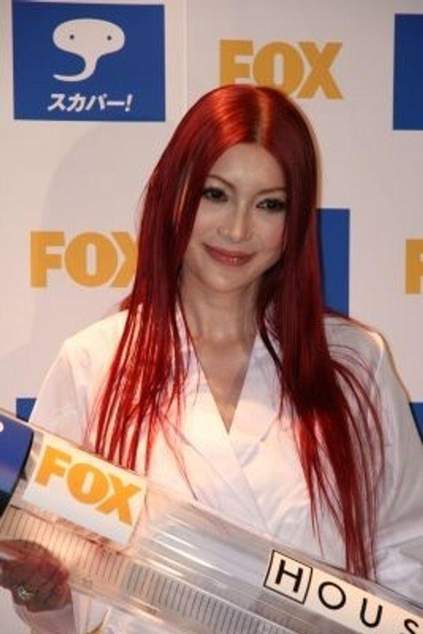 海外ドラマ『Dr.HOUSE』で精神科医・ケイトの声を担当した叶美香さん