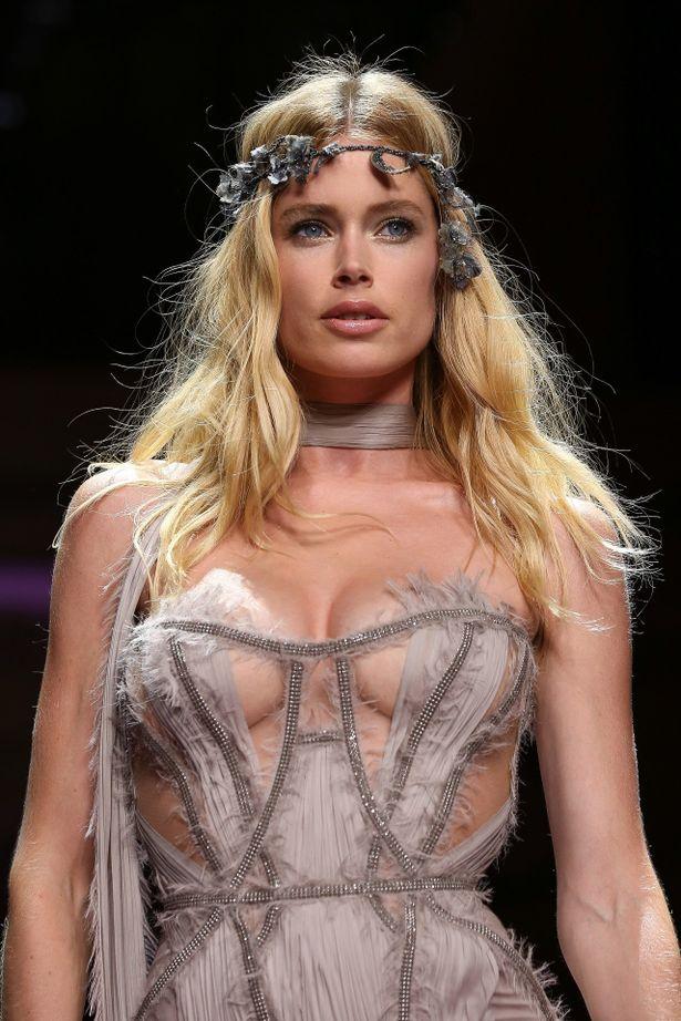 オランダ人モデルのドウツェン・クロース