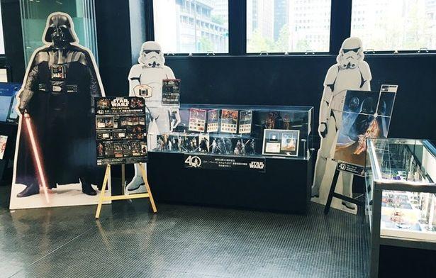 東京中央郵便局で「スター・ウォーズ」特別展示