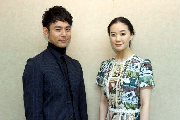 妻夫木聡と蒼井優が『家族はつらいよ2』で夫婦役